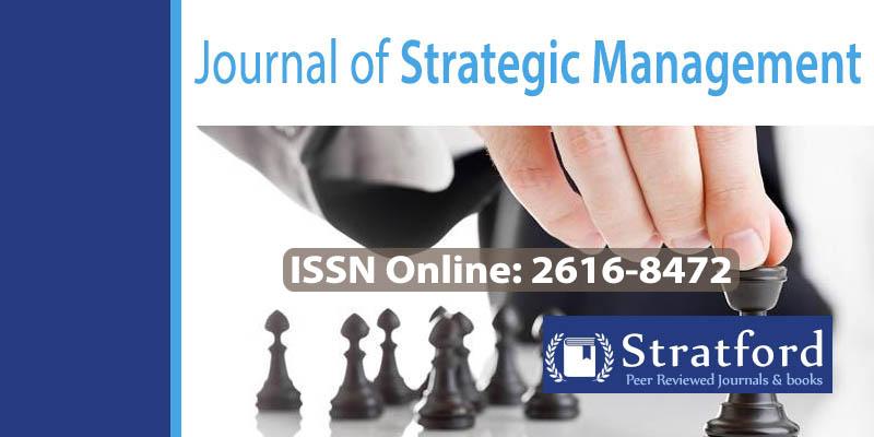 Journal of Strategic Management