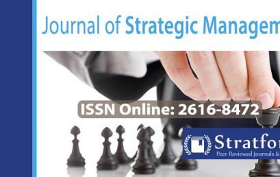 Journal of Strategic Management