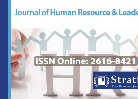 Journal of Human Resource & Leadership
