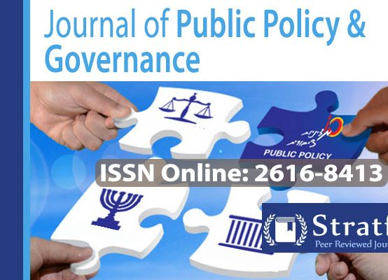 Journal of Public Policy & Governance