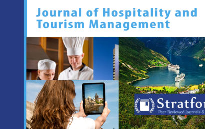 Journal of Hospitality and Tourism Management