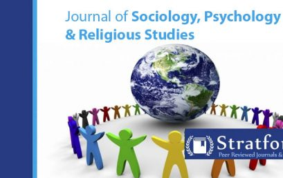 Journal of Sociology, Psychology & Religious Studies
