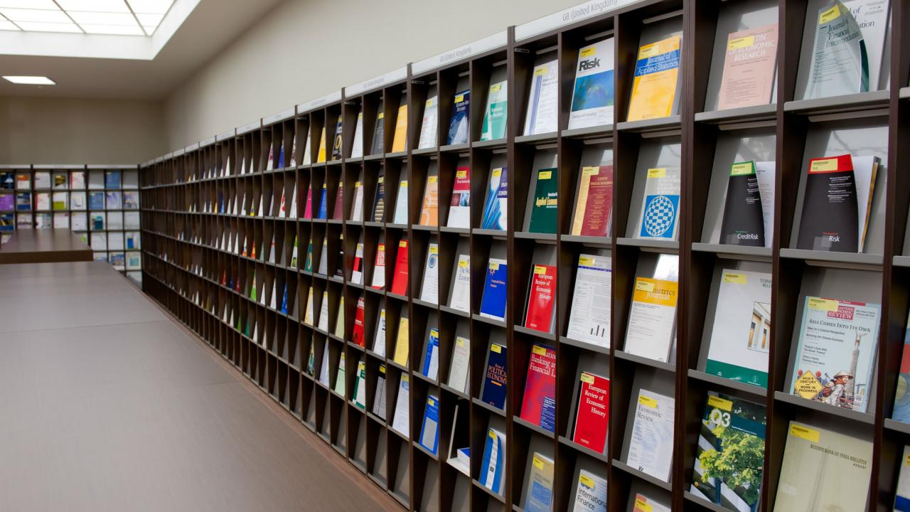 Journal Article Publishing: What you need to know about journals